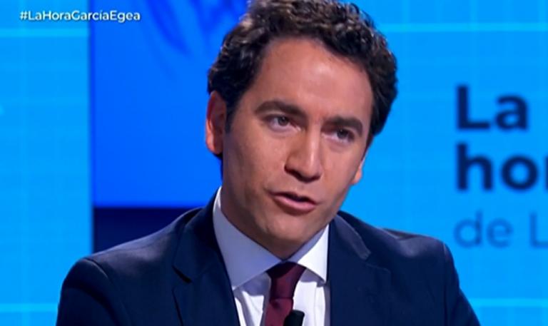 """García Egea (PP): """"Tenemos muy claro que en nuestros gobiernos los radicales no tienen presencia"""""""