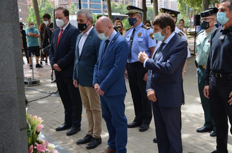 Barcelona recuerda a las víctimas del atentado de ETA en Hipercor en 1987