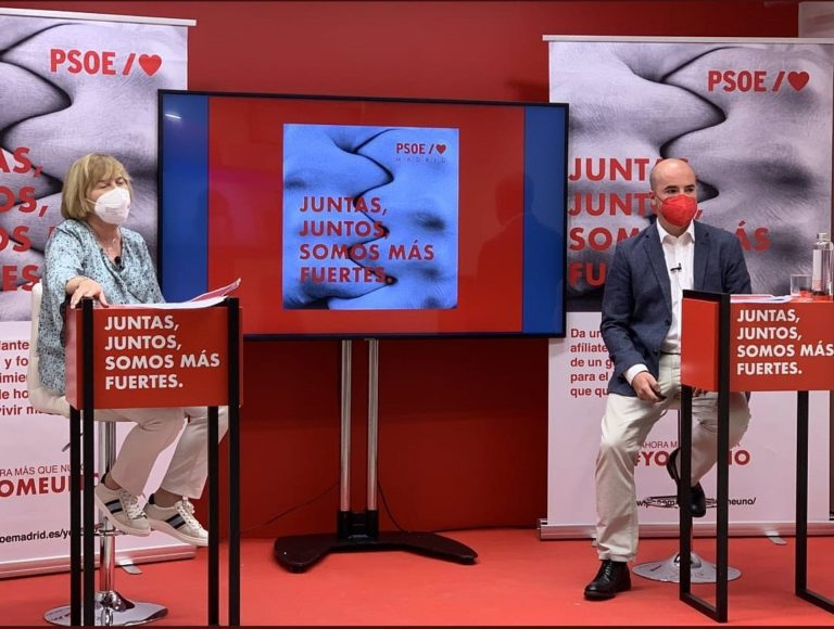 La gestora del PSOE madrileño potencia a sus alcaldes socialistas para recuperar el terreno perdido