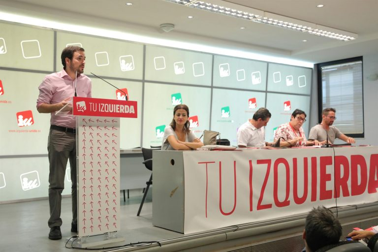 """IU aprueba su nuevo plan de acción que busca fortalecerse para así """"reforzar"""" a UP de cara a las elecciones municipales"""