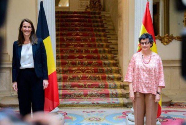 España y Bélgica firman un Memorando de Entendimiento, un marco de consultas para reforzar sus relaciones bilaterales