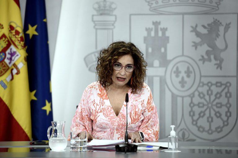 """Montero critica la """"incomprensión"""" de algunos interlocutores entre sus """"propios socios de Gobierno"""""""