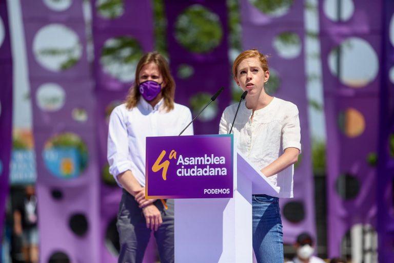 Belarra designa a Lilith Verstrynge secretaria de Organización de Podemos