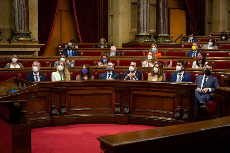 El Parlament aprueba considerar que la I Legislatura es la republicana de 1932 y no la de 1980