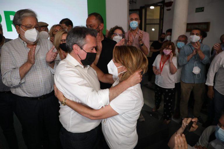 Espadas revela que pidió a Susana Díaz que no dimitiera de secretaria general del PSOE-A para evitar una gestora