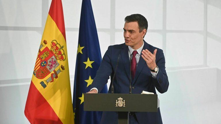 Sánchez felicita a los gallegos por el Día de Galicia en un año Xacobeo: «Sin duda, el de la esperanza y revitalización»