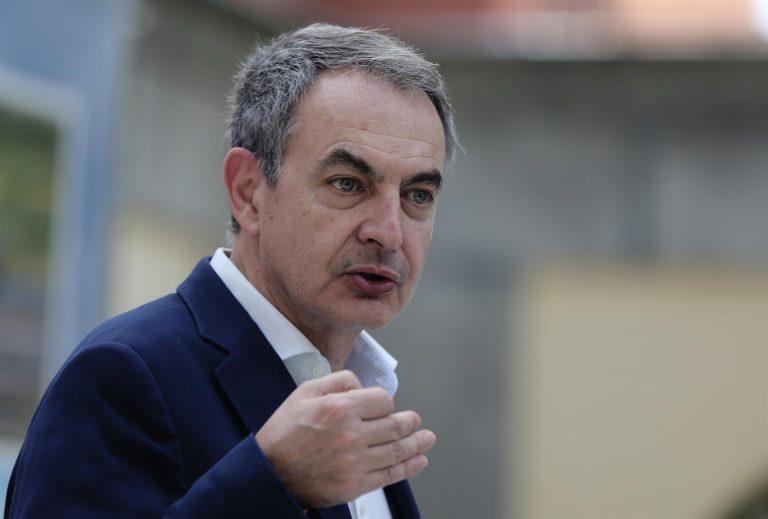 Zapatero dice que los indultos ya están resultando beneficiosos aún antes de llegar
