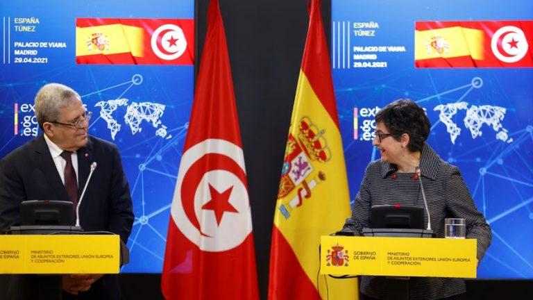 España envía ayuda humanitaria a Túnez ante el aumento de los casos y los muertos por coronavirus