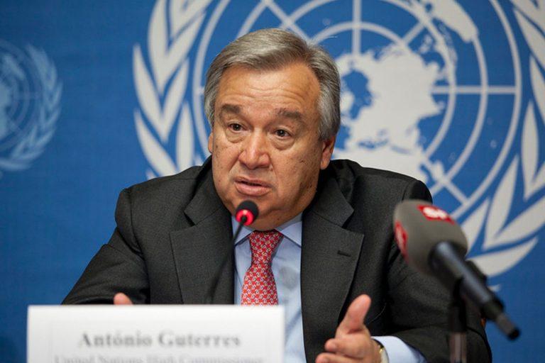 La ONU ve «urgente» que el G20 cumpla con el objetivo de 1,5 grados centígrados del Acuerdo de París