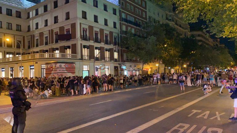 Las concentraciones por Samuel se multiplican en toda España