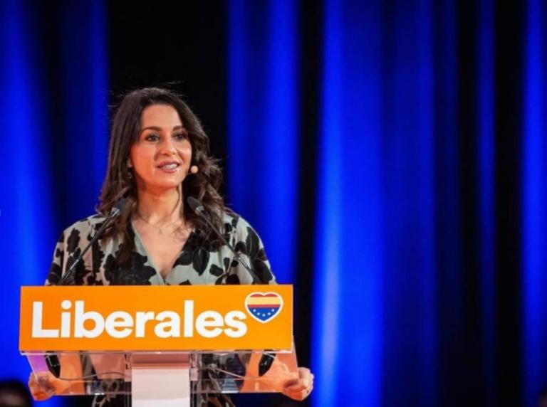 Ciudadanos celebra su convención reivindicando el liberalismo