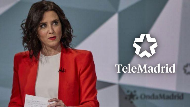 El PP saca adelante la reforma de la ley de Telemadrid con la abstención de Vox