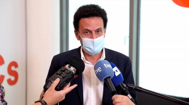 Bal dice que entiende la ausencia de Rivera a la convención de Cs: «Los abogados tenemos que ser neutrales»