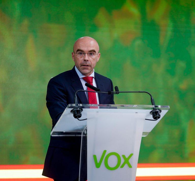 Vox da por rotas su relaciones con el PP por ser «cooperador necesario» de la declaración contra Abascal en Ceuta
