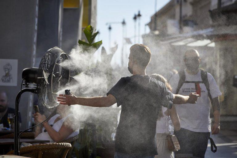 La ola de calor deja numerosos récord de temperaturas máximas, como el de Montoro (Córdoba) con 47,4ºC