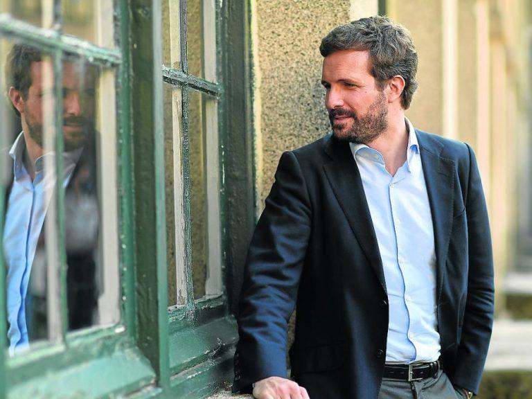 """Casado anuncia una enmienda a la totalidad a los Presupuestos porque son """"garantía de la ruina en España"""""""