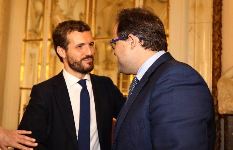 Casado celebra este lunes en Toledo un nuevo foro previo a su Convención para armar su alternativa a Sánchez
