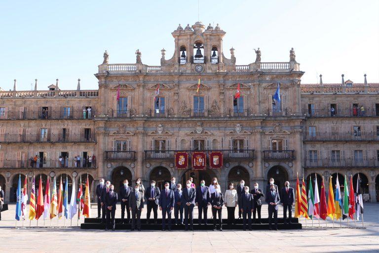 La Conferencia de Presidentes cierra hoy el curso político