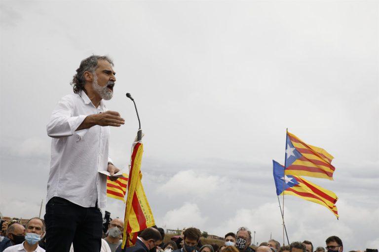 Òmnium reune en Francia a todos los expresos independentistas con Puigdemont