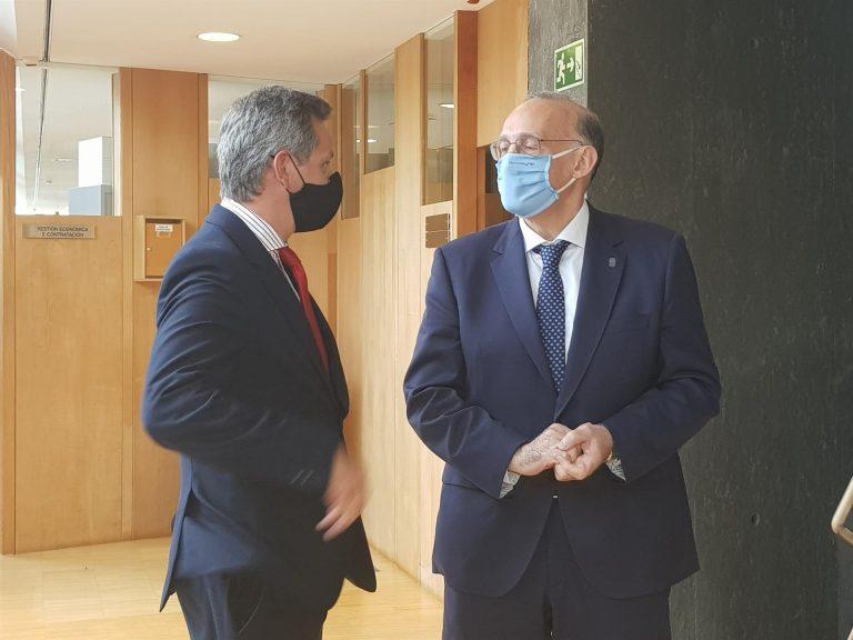 El delegado del Gobierno en Galicia confía en que la investigación sobre la muerte de Samuel concluya «en breve»
