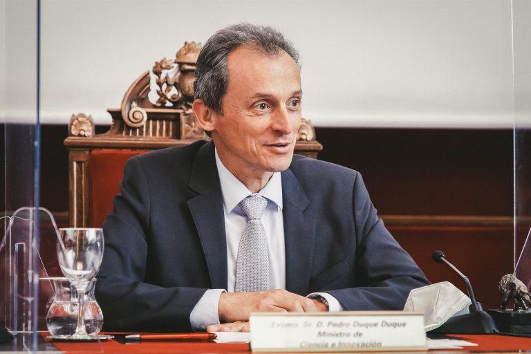 Duque se despide del Ministerio «orgulloso» por haber dejado unas «bases sólidas» para la ciencia y la innovación