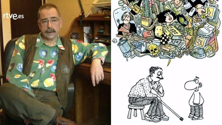 Muere el humorista gráfico Carlos Romeu, cofundador de la revista satírica 'El Jueves'