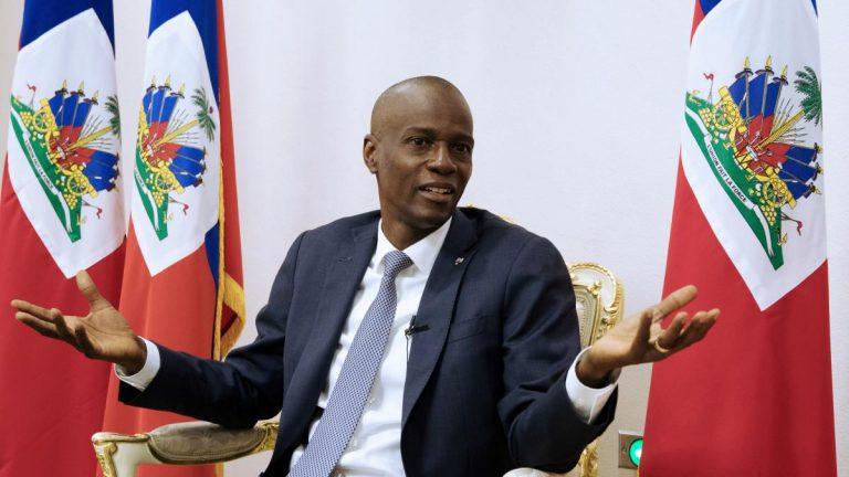 Asesinado el presidente de Haití en un ataque contra su residencia