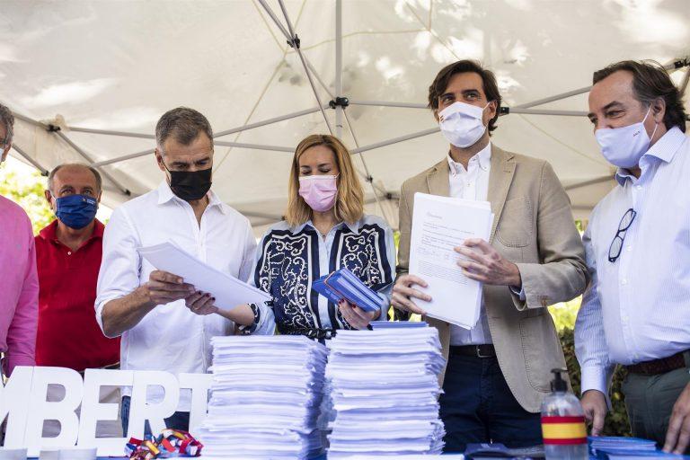 El PP convoca actos hoy en toda España para explicar sus recursos contra los indultos