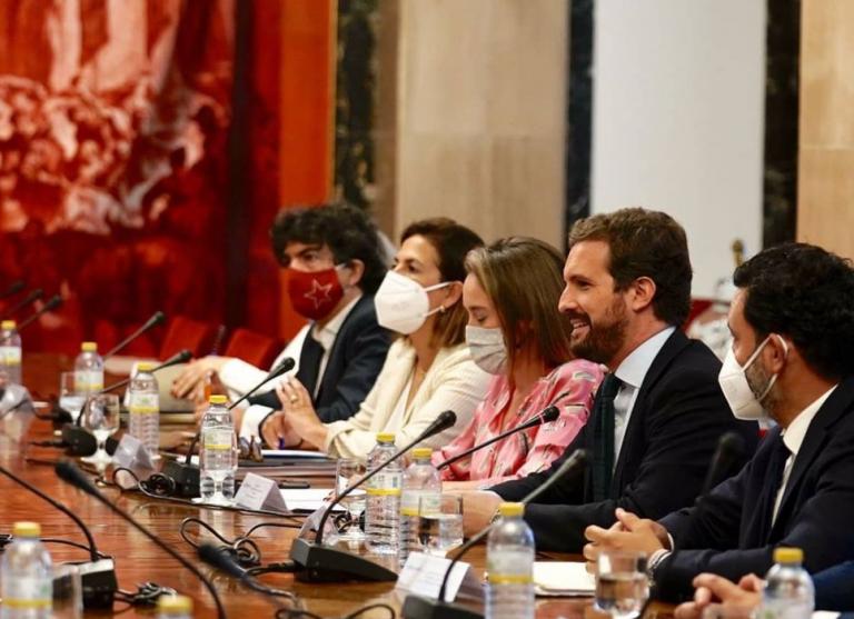 El PP pide ya una ley de pandemias en lugar de críticas al TC