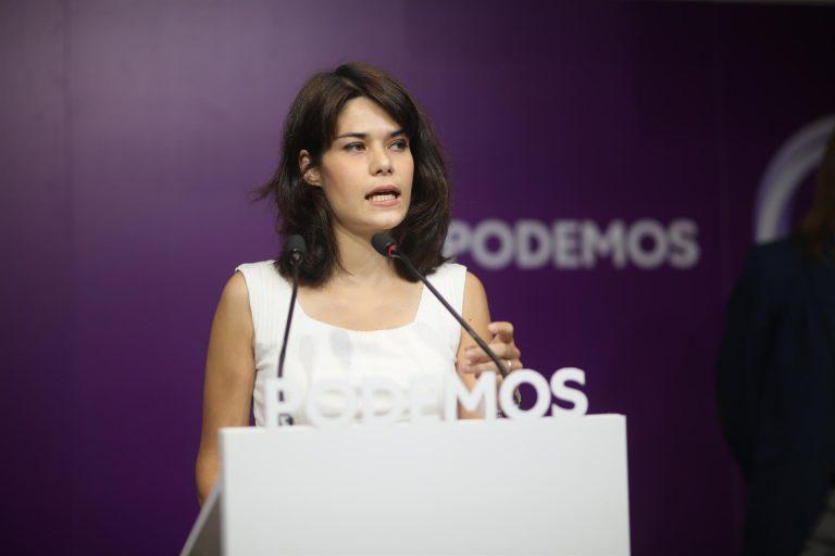 """Podemos defiende que Puigdemont sea """"parte de la solución"""" en Cataluña y cree que eliminar el delito de sedición ayuda"""