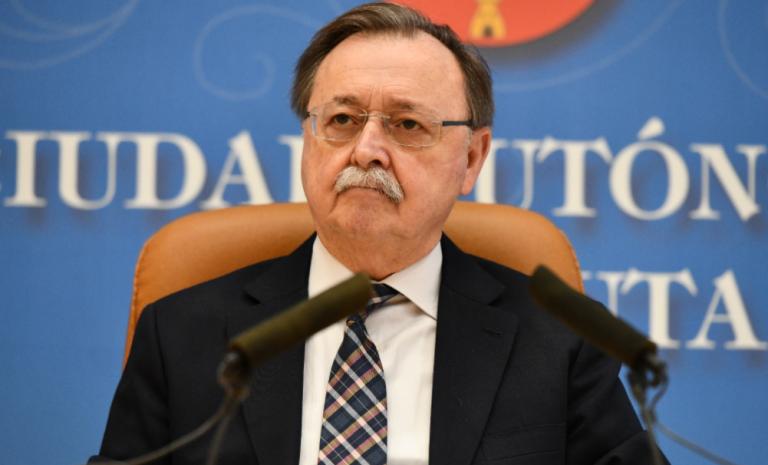Ceuta no tramitará por vía urgente la revocación de la declaración de persona non grata de Abascal