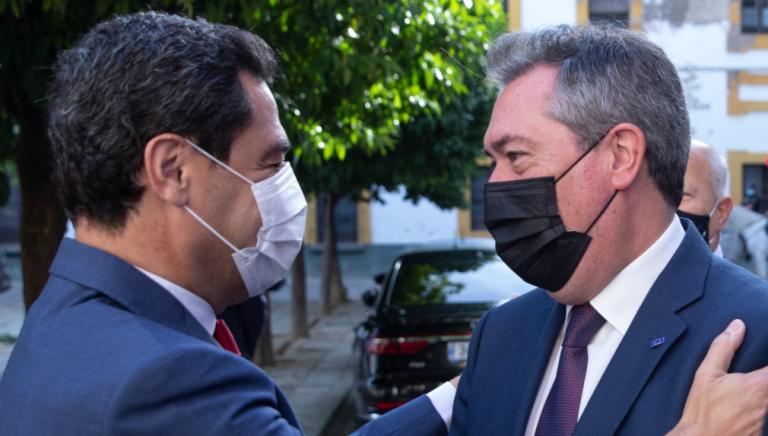 Espadas ofrece un Presupuesto andaluz PP-Cs-PSOE