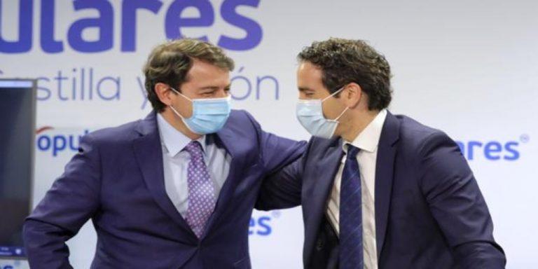 """García Egea advierte de que el Gobierno de Sánchez está """"acabado"""" por muchos """"escudos"""" que utilice"""