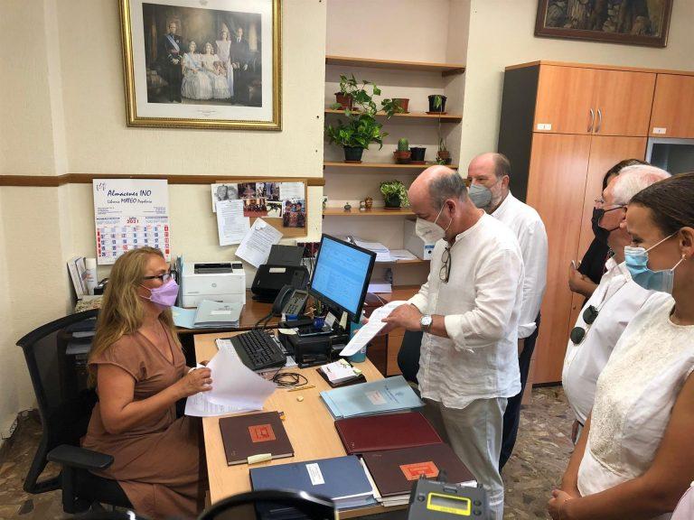 El PP registra la solicitud para cesar a De Castro como presidente de Melilla