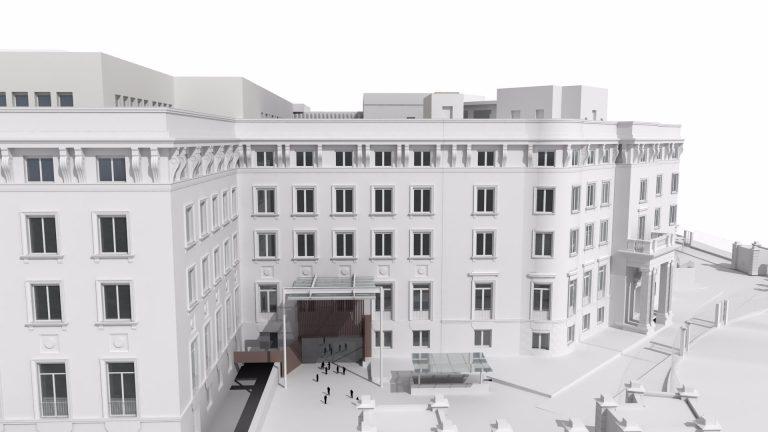 Exteriores adjudica por 89.500 euros el contrato para la mudanza a su nueva sede en Marqués de Salamanca