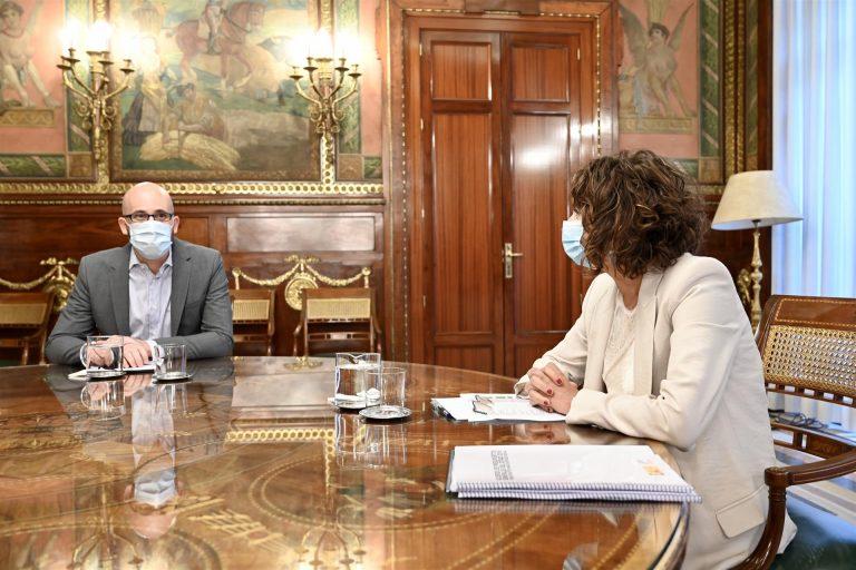 Hacienda quiere cerrar la Ley de Vivienda con Unidas Podemos en la negociación de Presupuestos de 2022