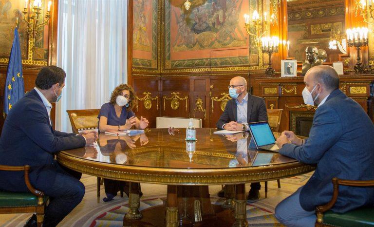 Presupuestos 2022: PSOE y UP inician las negociaciones