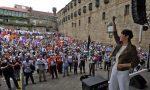 AMP.- Pontón lanza la «alternativa sin límites» del BNG para «caminar hacia un nuevo estatus de nación» para Galicia