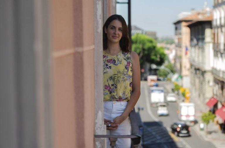 Rita Maestre se postula como candidata de Más Madrid en las próximas municipales