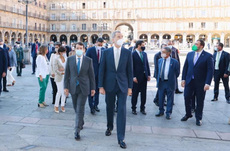 La Conferencia de Salamanca finalizó sin acuerdo en el reparto de los fondos