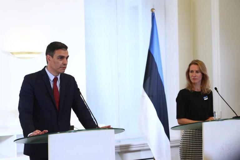 Sánchez dice que el Gobierno estudia el fondo de la Generalitat y que lo recurrirá si no se ajusta a derecho