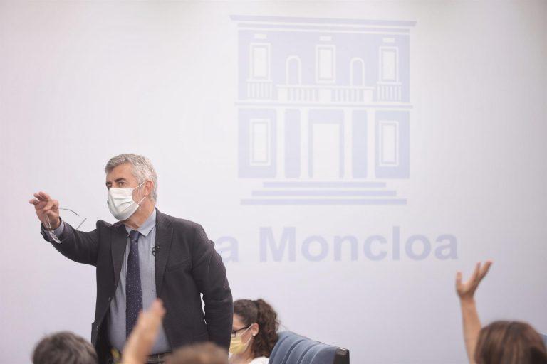 Sánchez renovará también la Secretaría de Comunicación, con la salida de Miguel Ángel Oliver