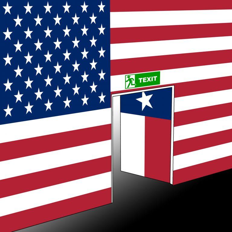 TExit: 50% de los republicanos de Texas apuesta por la secesión