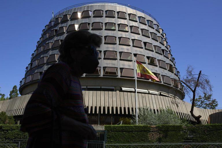 El TC hace pública la sentencia de la alarma cuando aún falta un voto particular