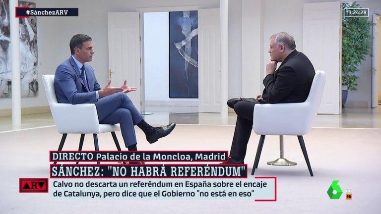 Sánchez se compromete a aprobar los Presupuestos de 2022 antes de que finalice el año y descarta elecciones