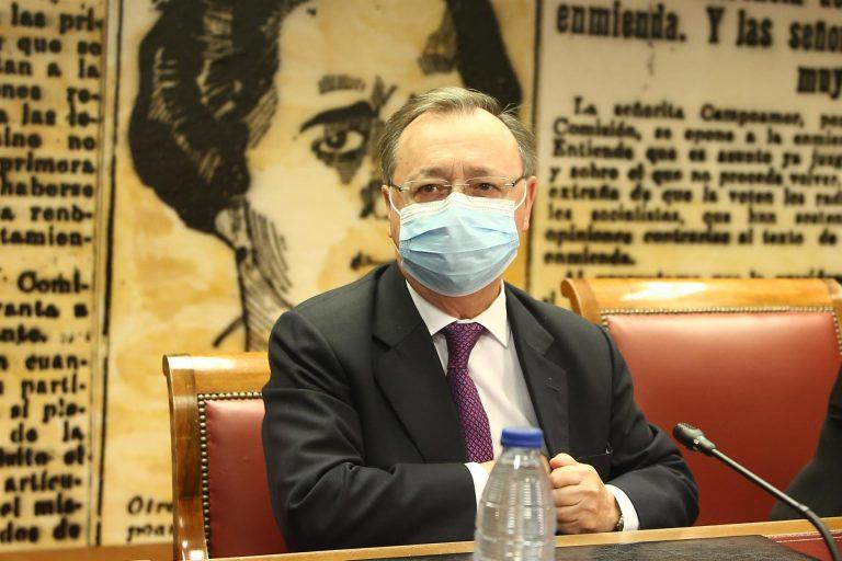 Vivas dice que el PP fue «responsable» absteniéndose en la declaración de Abascal como persona non grata en Ceuta