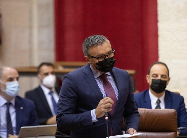 Vox anuncia «acuerdo» con la Junta de Andalucía para «sacar adelante» una nueva Ley del Suelo