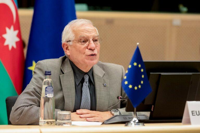 """Borrell: """"Lo que ha ocurrido en Afganistán es una derrota del mundo occidental"""""""