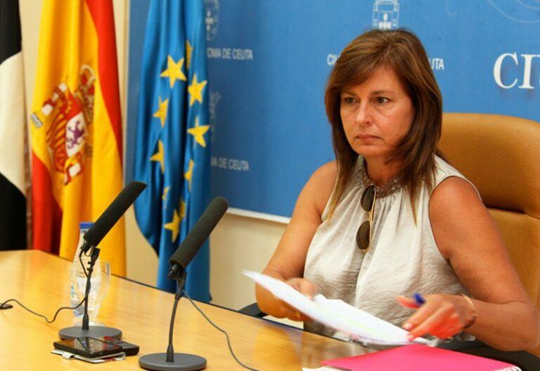 La Consejera de Presidencia de Ceuta ante el reparto de menores migrantes: «No vamos a trasladar mas problemas a otras CCAA»