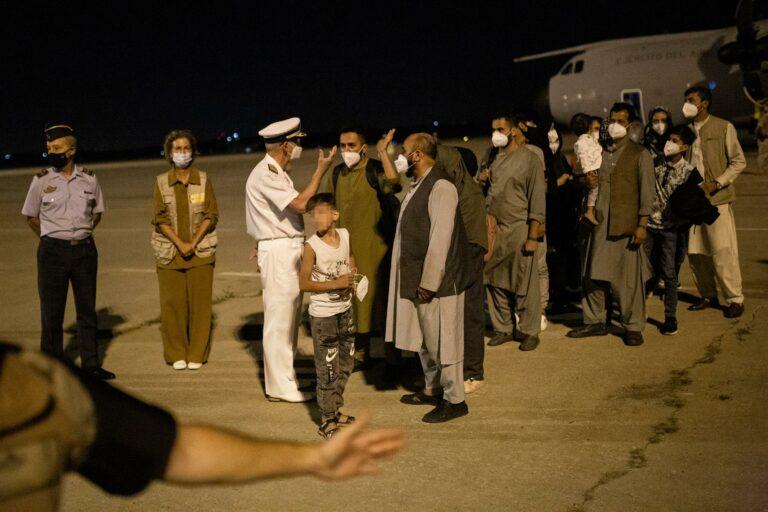Dos aviones del Ejército del Aire evacuan de Kabul a 177 personas esta madrugada